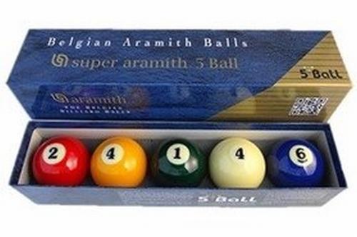 Super Aramith de Luxe 5 Ball