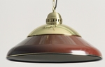 Billiard Table Light  Red 45cm