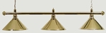 Brass Billiard Table Light - Brass