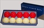 Super Aramith golfbiljartballen